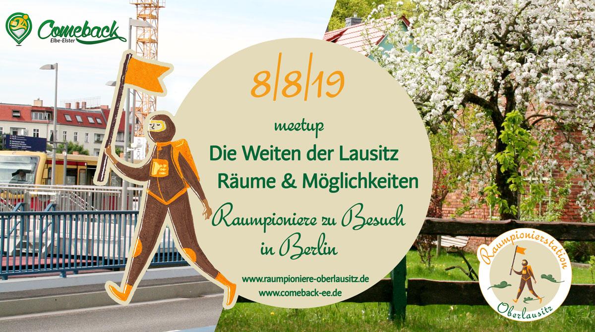 meetup Berlin Lausitz Spezial